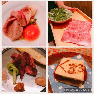 本日の晩餐(くま3 )