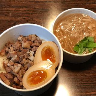 魯肉飯セット(台湾麺線 )