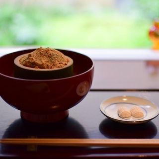 わらび餅(遊形 サロン・ド・テ (ゆうけい))
