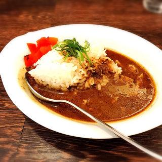 中華そば屋のミニカレー(麺恋処 き楽 )