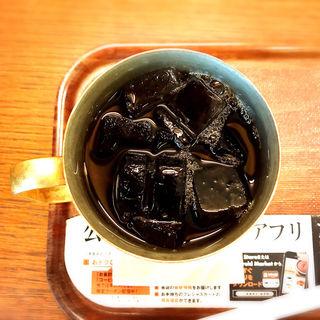アイスコーヒーM (上島珈琲店 御成門店)