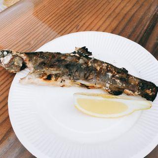 岩魚(池本茶屋 )