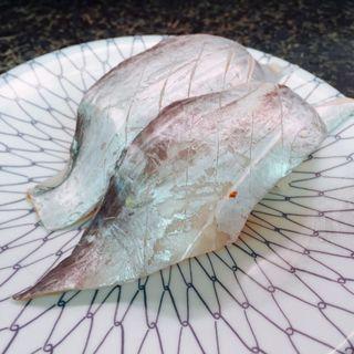 太刀魚(市場寿し (いちばずし))