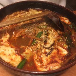 テグタン麺(じもんじゅ )