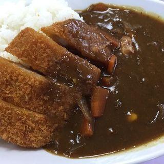 カツカレー(カフェテリアけやき )