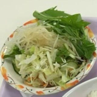 サラダ(カフェテリアけやき )