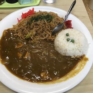 カレーやきそば(かっぱ飯店 )