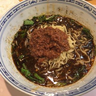 香(シャン)坦々麺(黒胡麻)(ダンダン亭 (だんだんてい))