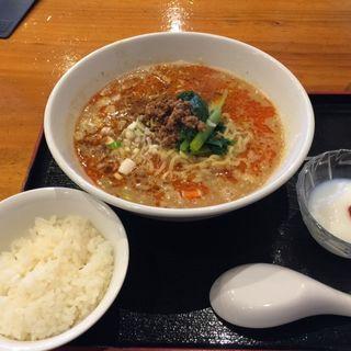 担々麺(回頭)