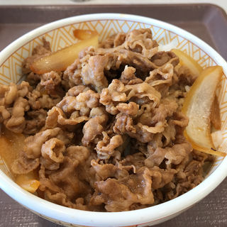 牛丼 並盛(すき家 尼崎西店 )