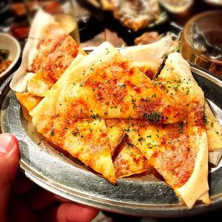 チーズパリパリ焼(お好み焼き うめ月 )