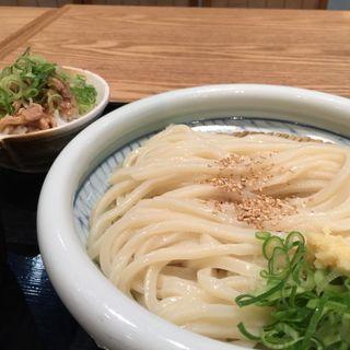 うどん定食(大一 大手町フィナンシャルシティ サウスタワー店 )