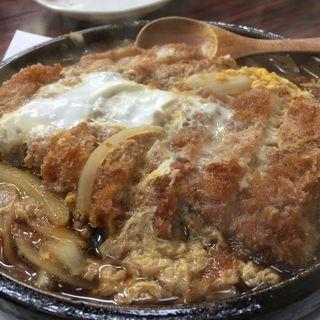 カツ煮(串焼きひろ )