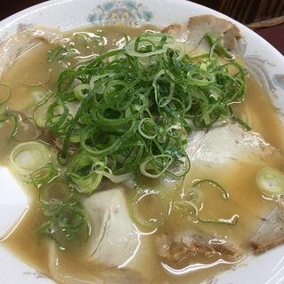 チャーシュー麺(大黒ラーメン 本店 (ダイコクラーメン))