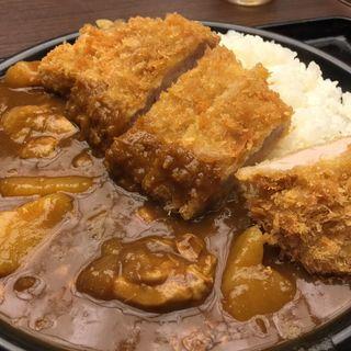 カツカレー(元祖やきとり串八珍 大手町ビル店 (クシハッチン))