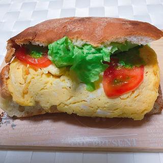 厚焼き玉子サンド(Saas-Fee (サースフェー))