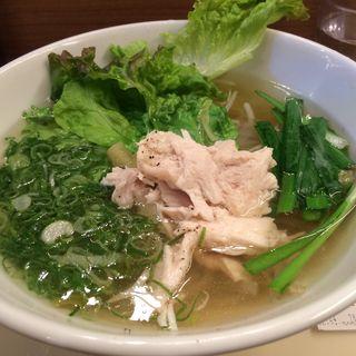【定番】鶏のフォー(Com Pho 丸の内オアゾ店 (コムフォー))