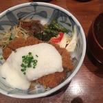 替りかつ丼(限定20食)