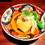 蕎麦豆腐 揚げ出汁(しろう )