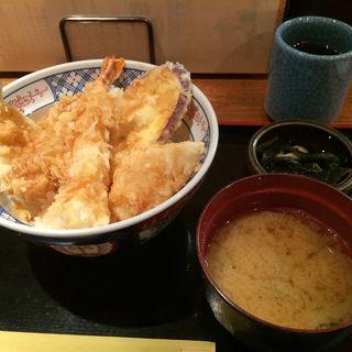 天丼(天ぷら けやき 東京駅キッチンストリート店 )