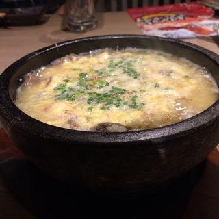 ソルロンタンクッパ(炭火焼肉 和 松原団地店 (なごみ))