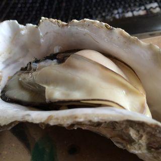 牡蠣(喰い処 鮭番屋 (しゃけばんや))