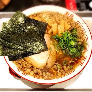 尾道ラーメン(八じゅう (はちじゅう))