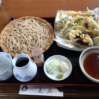 野菜天せいろ(天徳 (テントク))