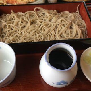 十割そば(天徳 (テントク))