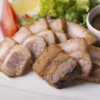 豚バラ肉の味噌漬け(七つの月の夢 )