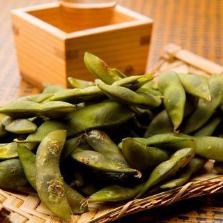 釜焼き枝豆(七つの月の夢 )