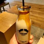 ストリーマーコーヒー牛乳(ストリーマー コーヒーカンパニー 心斎橋店 (STREAMER COFFEE COMPANY))