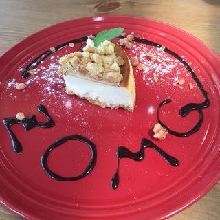 NYチーズケーキ(ZOMG)