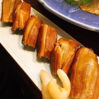 穴子寿司(おのころ五合)