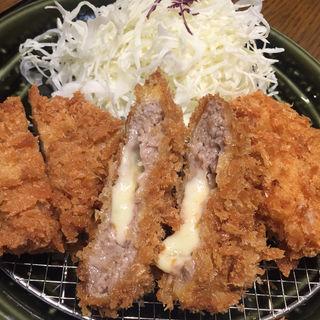 もも(とんかつ 和幸 サブナード新宿店 (とんかつ わこう))