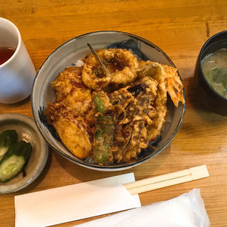 天丼(辰巳 (タツミ))