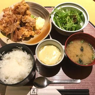 鶏竜田揚げ御膳(はながこい 渋谷本店 )