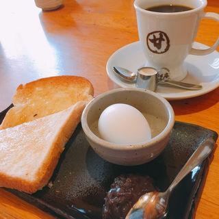 モーニング(甘味喫茶 おかげ庵 葵店 )