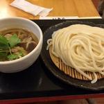 豚バラつけ麺(爽月 (そうげつ))