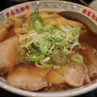 シナチクチャーシューメン(まるたかや 牛島本店 )