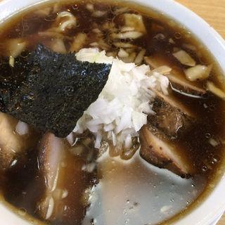チャーシューワンタン麺(竹岡らーめん バイパス店 )
