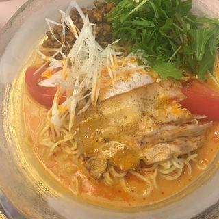 冷やし担々麺(菩提樹 (ボダイジュ))
