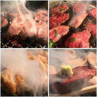 焼き肉(炭火焼肉ぐら (スミビヤキニク グラ))