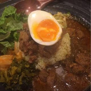 ろかプレート(Spicy Curry 魯珈)