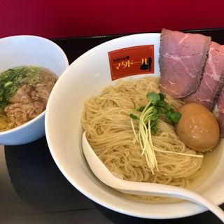 贅沢塩つけ麺(牛骨らぁ麺マタドールANNEX)