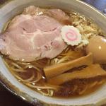 特製醤油ラーメン(八甲田食堂)