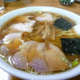 チャーシューメン(大)(丸仙食堂 )