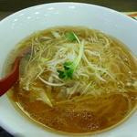 鶏塩ラーメン(大盛)