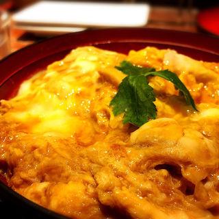 比内地鶏究極の親子丼(炙屋十兵衛 仙台エスパル店 (あぶりやじゅうべえ))