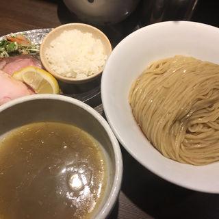 海老出汁細つけ麺中盛り(つけ麺一燈 (ツケメンイットウ))
